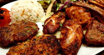 Turkish Cuisine, A Family Favourite