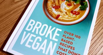 Book Review: Broke Vegan